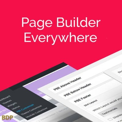Best Divi Plugins Page Builder Everywhere