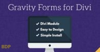 Gravity Forms For Divi Plugin