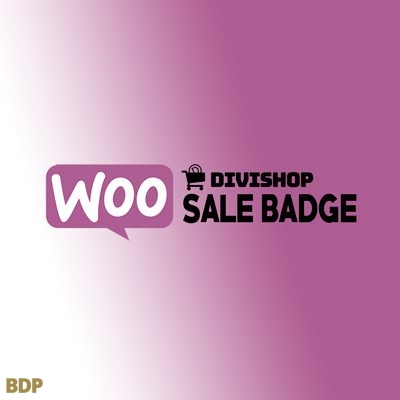 Best Divi Plugins Woo Sale Badge