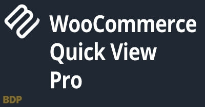 Woocommerce Quick View Pro Plugin