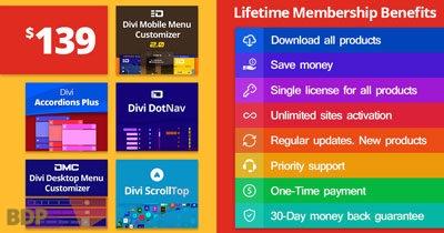 Divicio Lifetime Membership